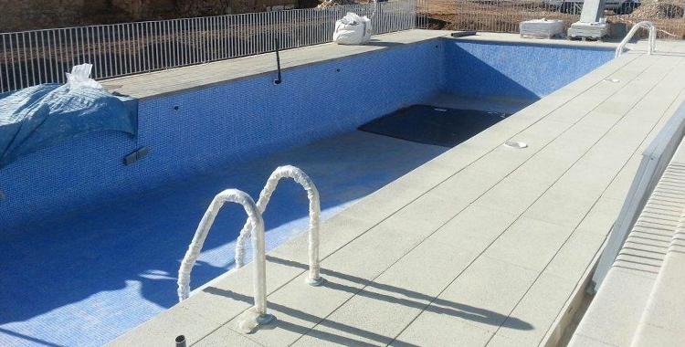 Coronaci n de piscina en tarragona coronaci n piscina - Coronacion de piscinas ...