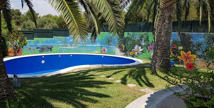 Coronaci n piscina especialistas en coronaci n de piscinas - Coronacion de piscinas precios ...